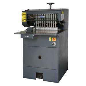 MS-10B Multiple-Spindle Paper Drill